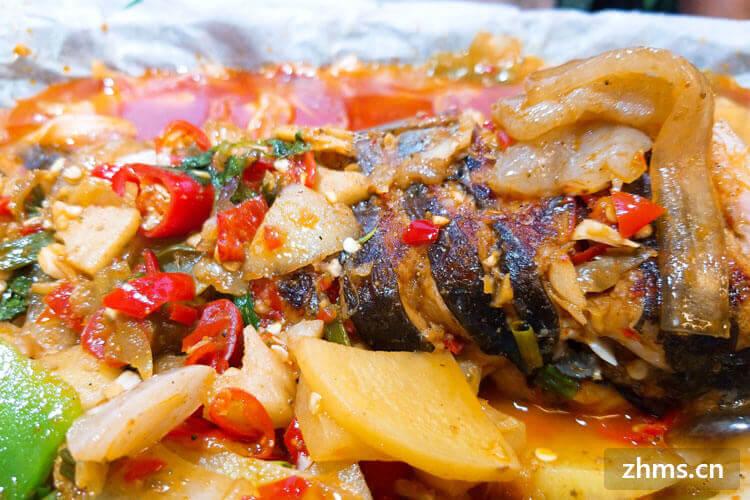 小吃烤鱼加盟排行榜