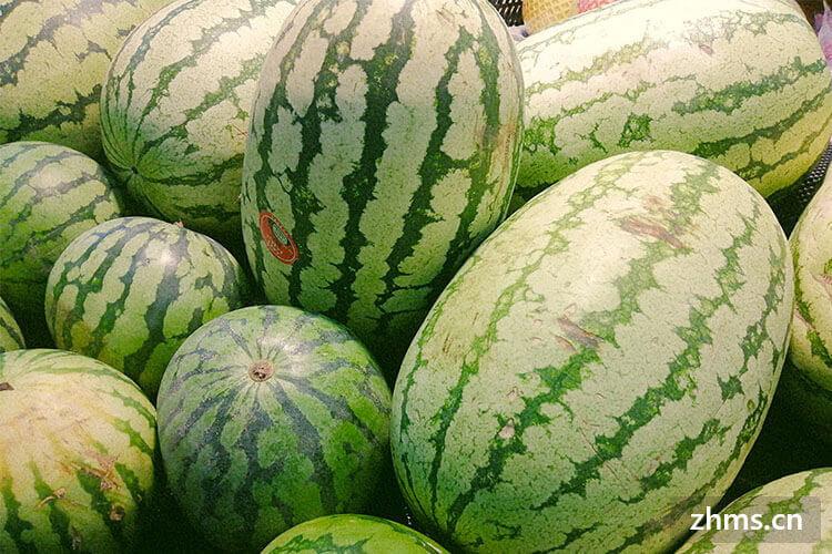 西瓜种类,快来看看有哪些品种是你没吃过的吧