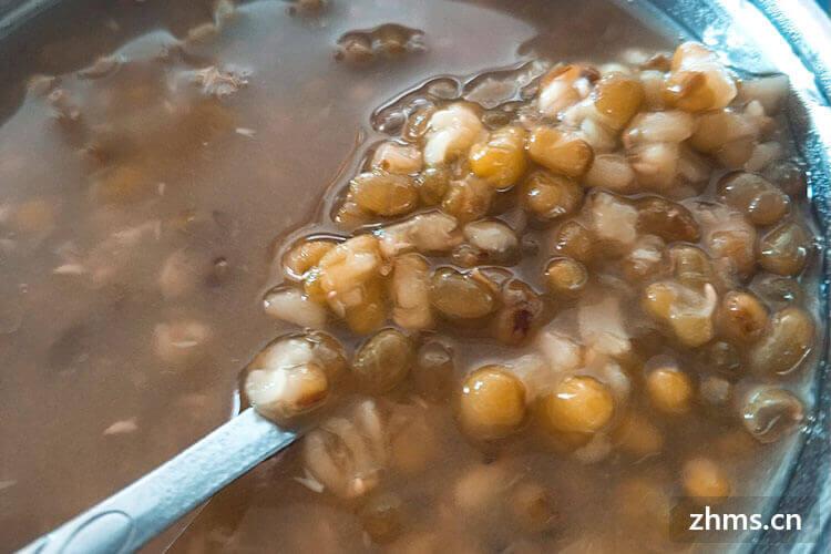 红枣绿豆汤要煮多久