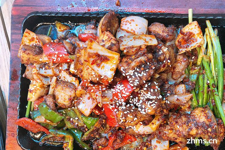 干锅加盟十大排名