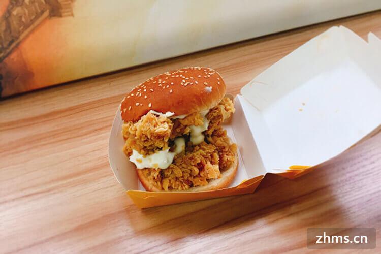 味无穷炸鸡汉堡店怎么样,本店的销售量又是如何的?