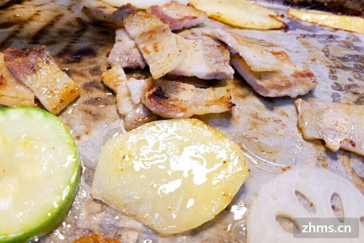 九田家果木烤肉加盟费用多少?