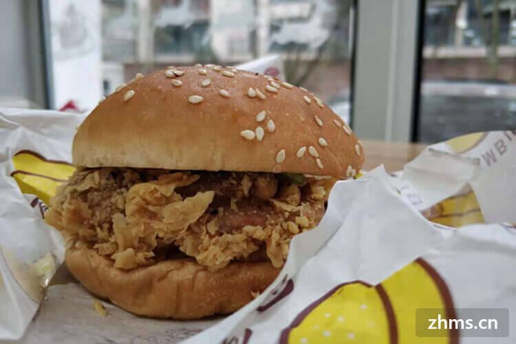 麦勒士炸鸡汉堡相似图片2