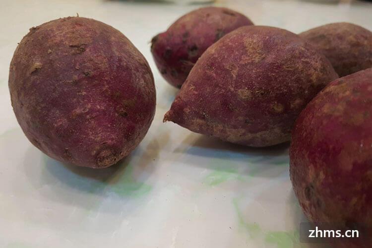 紫薯配什么吃减肥,这样搭配好吃又轻松燃脂