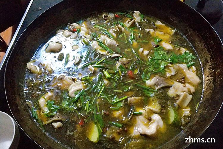 酸菜鱼面加盟流程是什么?一起来看看