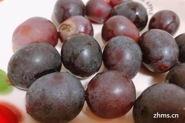 夏黑葡萄与巨峰葡萄哪个品种好?两种葡萄的区别都有什么?