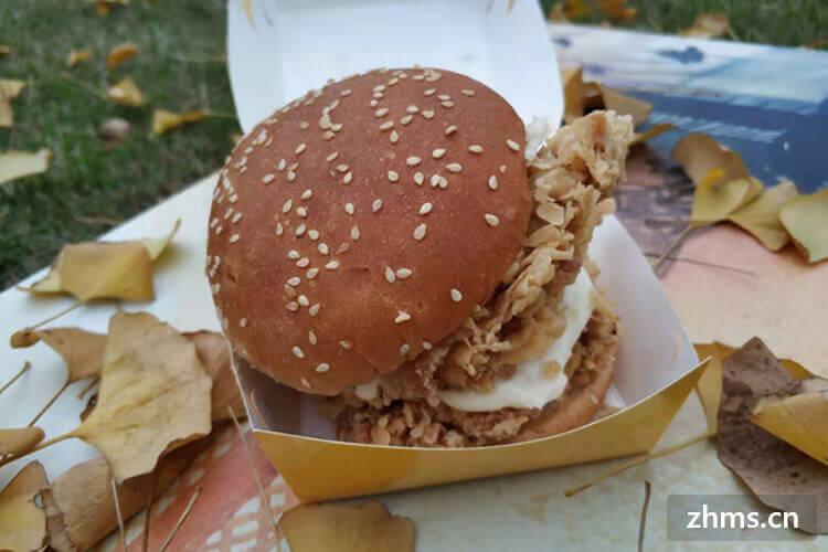 麦乐汉堡加盟店优势是什么