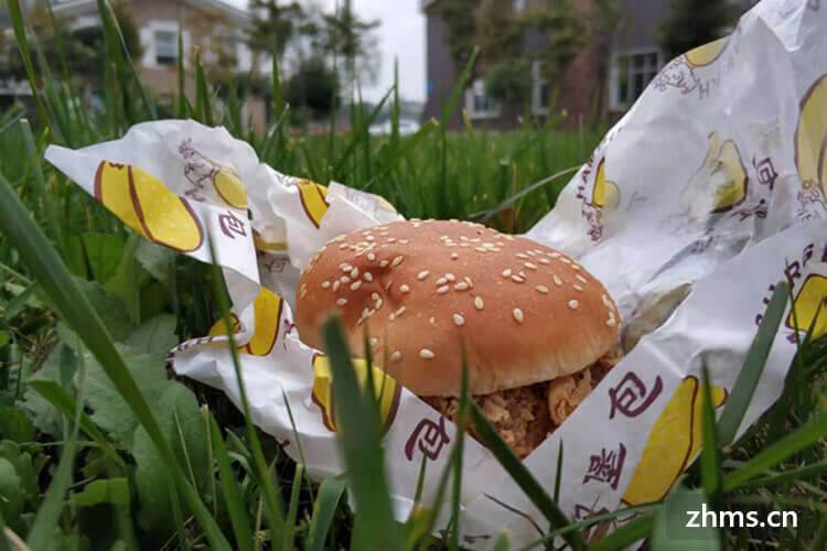 开个小型汉堡店需要多少钱?最低20万即可轻松开店!