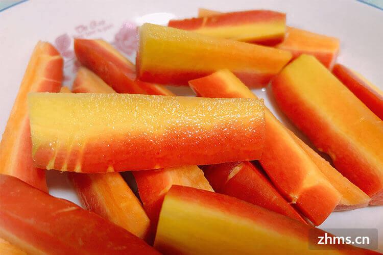 自制胡萝卜粉解决不爱吃胡萝卜的烦恼