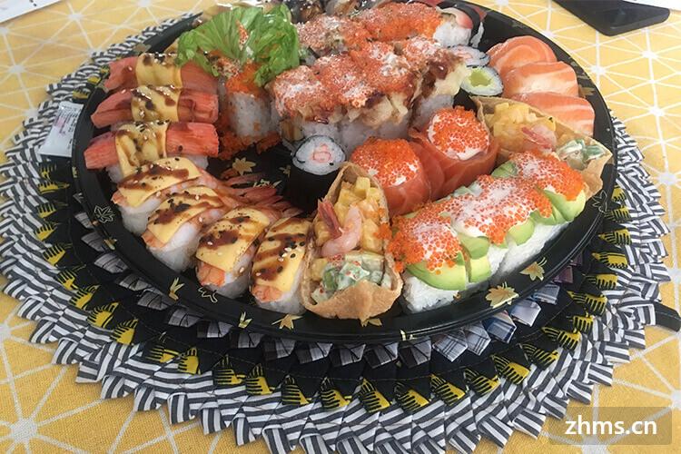 摆摊卖寿司赚钱吗