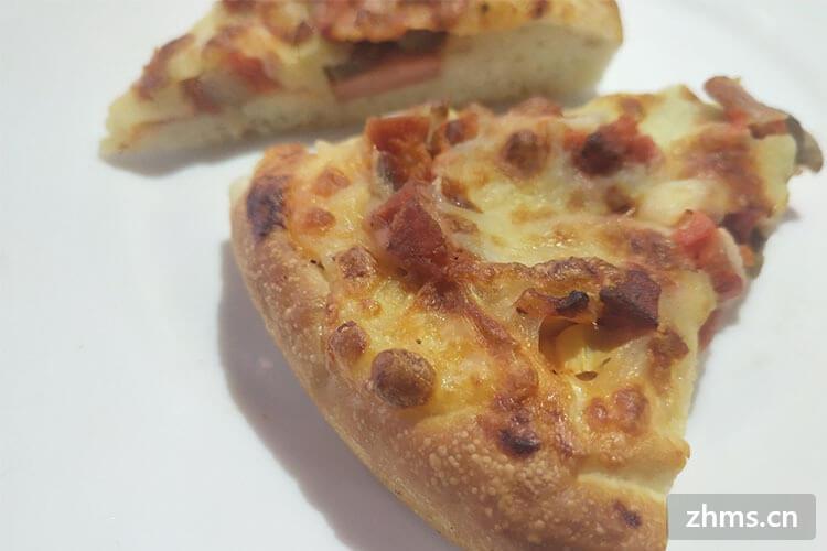 我打算在大学城开一家披萨店,请问做比萨泛赚钱吗?