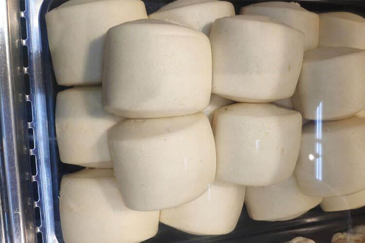 家里好像只剩下白馒头了,白馒头搭配什么才比较好吃呢?