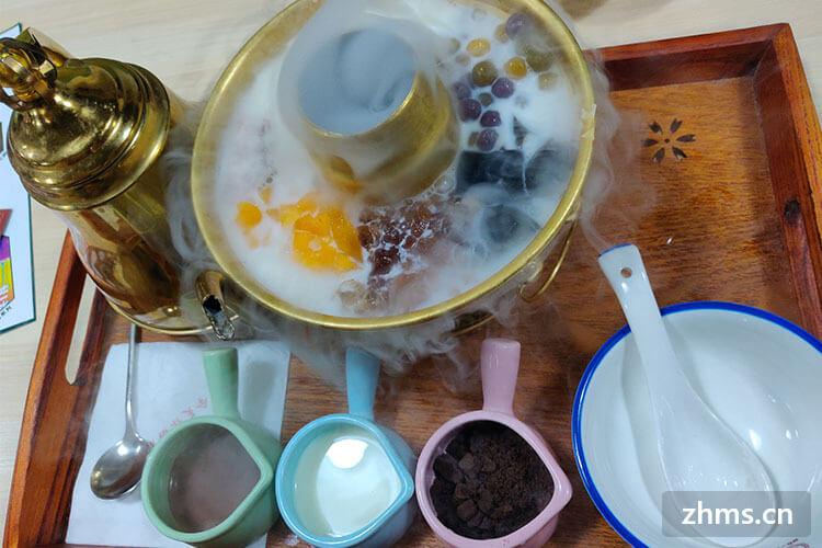 qq奶茶店加盟费多少