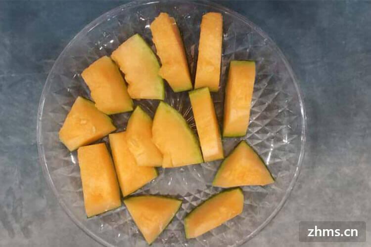哈密瓜有点发霉了还能吃吗?如何挑选新鲜的哈密瓜?