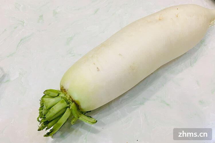 糖醋白萝卜是醋甜可口的开胃小菜,春天吃白萝卜好么