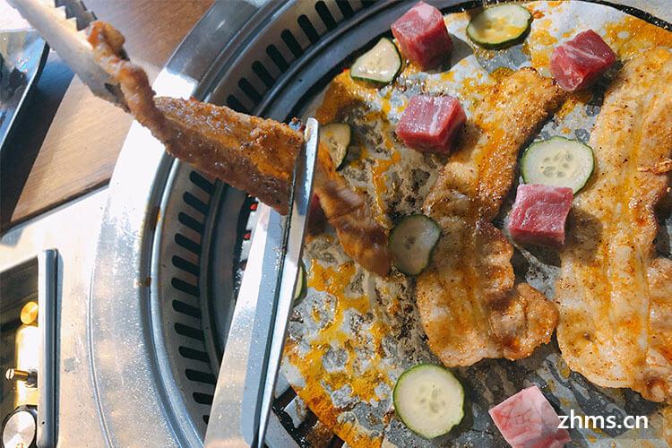 权釜山自助烤肉加盟优势