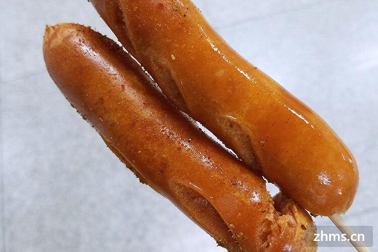咖喱热狗面包怎么做