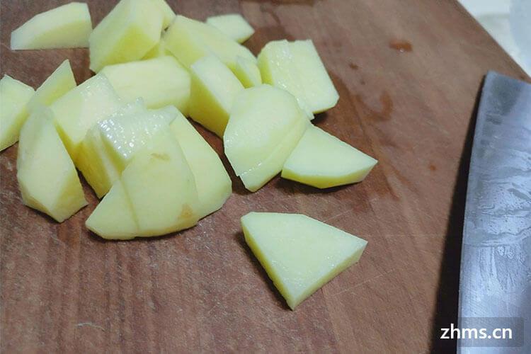 红烧土豆怎么做?我来教你