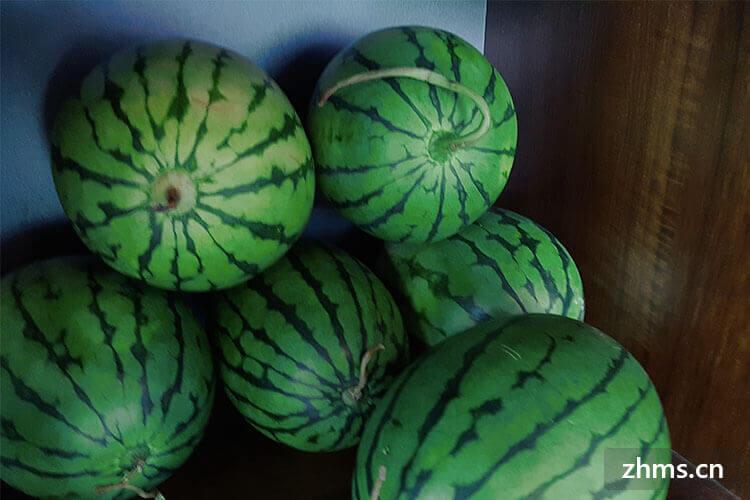 怎样挑西瓜又甜又好?选西瓜的时候可以试试这些方法