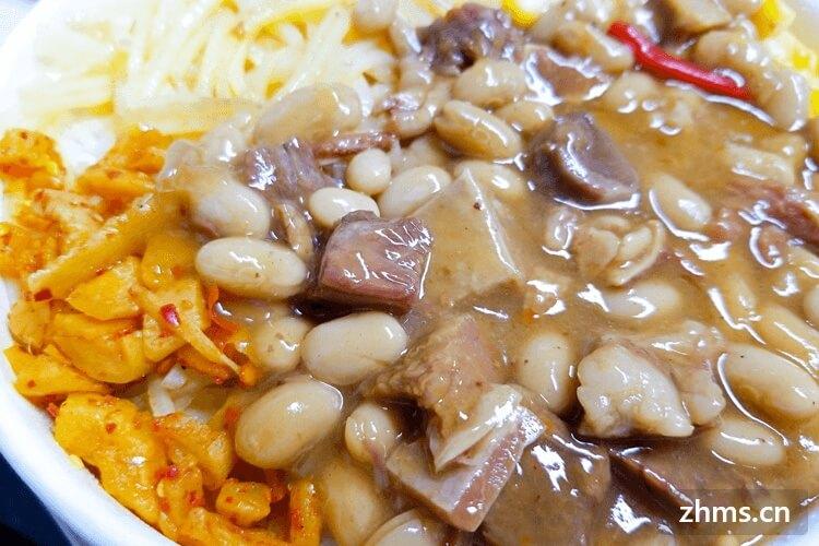 台湾卤肉饭是加盟