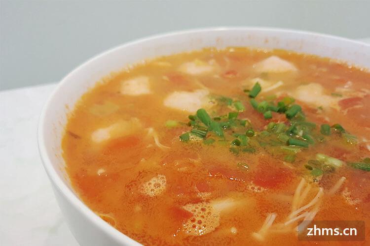 番茄湯怎么做