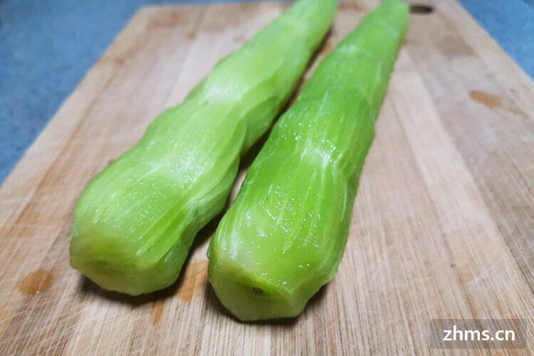 莴苣虽然很美味,但是又有很多禁忌,你知道莴苣和什么不能一起吃