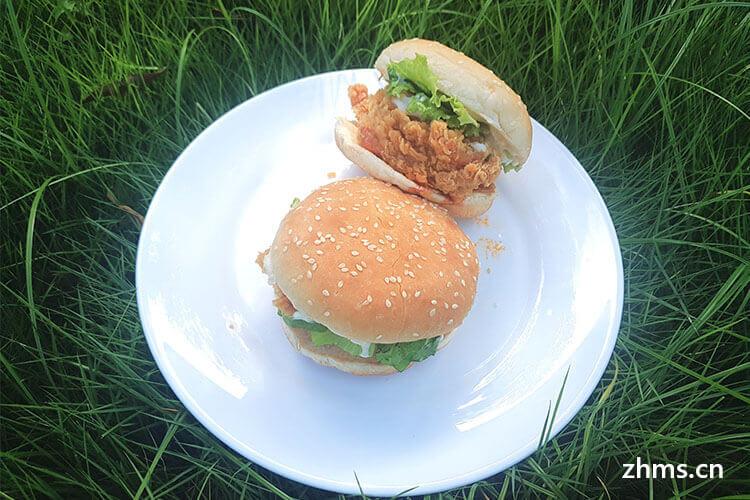 米兰达炸鸡汉堡相似图片1