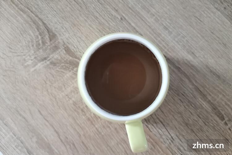 冷饮咖啡店加盟排行