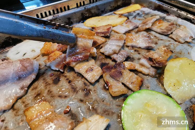 爱客得自助海鲜烤肉相似图