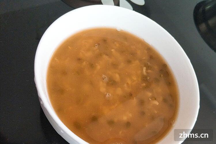 绿豆汤做法