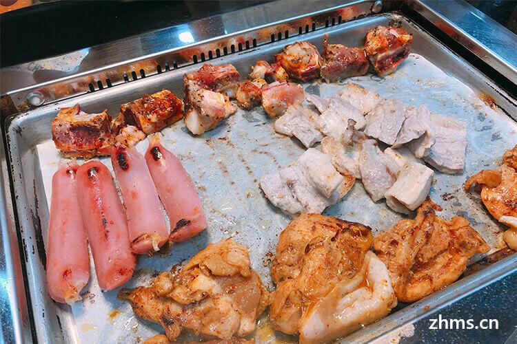 济南加盟清真烤肉拌饭可行吗