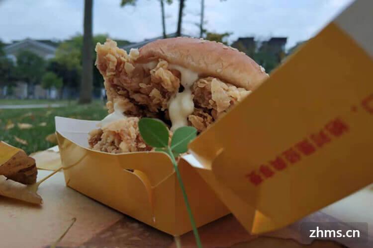 麦勒士炸鸡汉堡相似图片3