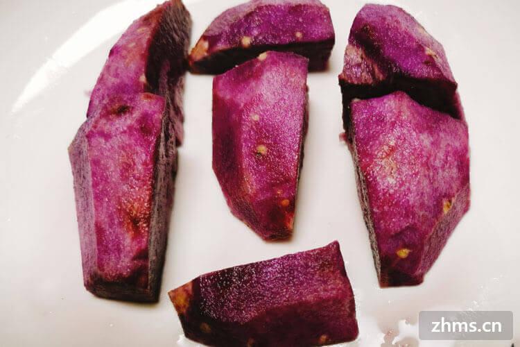 吃紫薯会胖吗?紫薯都有些什么功效