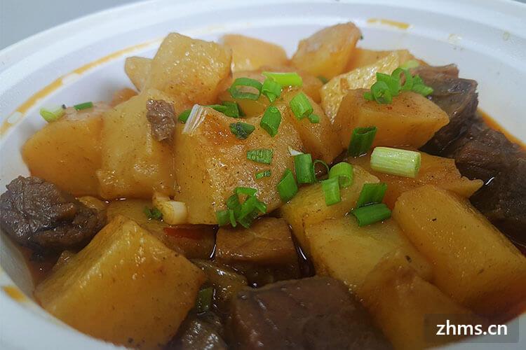 土豆炖牛腩怎么做