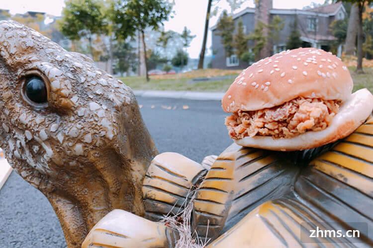 欢乐汉堡加盟