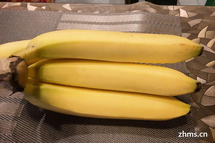 最近特别想吃香蕉了,买了几根香蕉回家,香蕉能催熟吗?