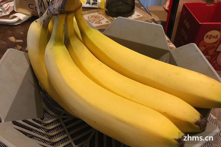 买了一些香蕉回家,想蒸香蕉了,香蕉蒸多久呢?