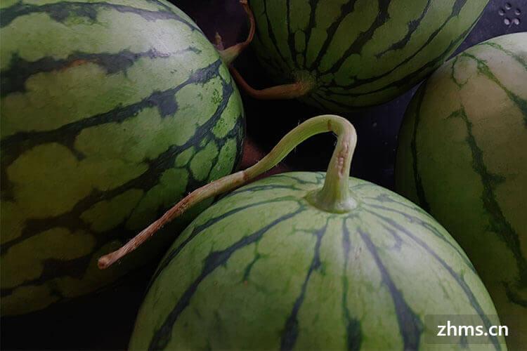 怎么辨别西瓜生熟?要观察西瓜哪里呢?