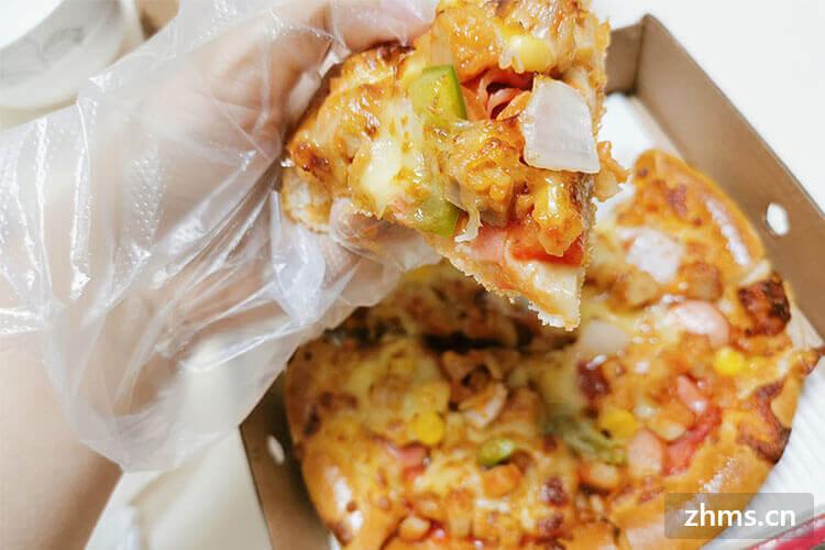 我特别喜欢吃必胜客的披萨,一块披萨的热量是多少呢