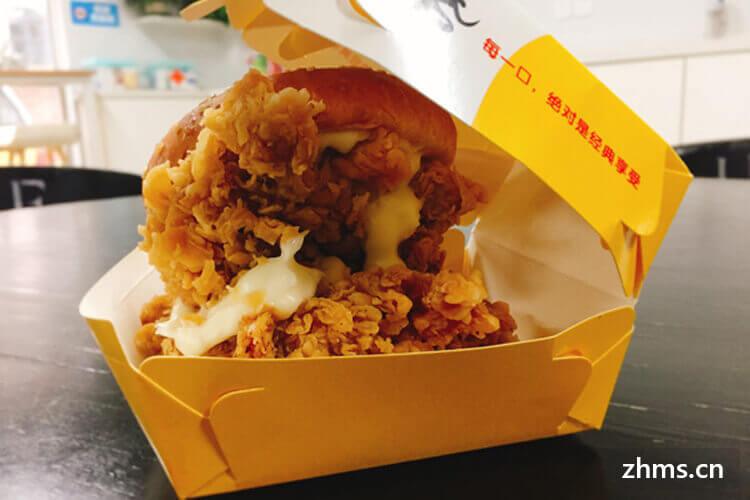 韩式汉堡加盟优势是什么