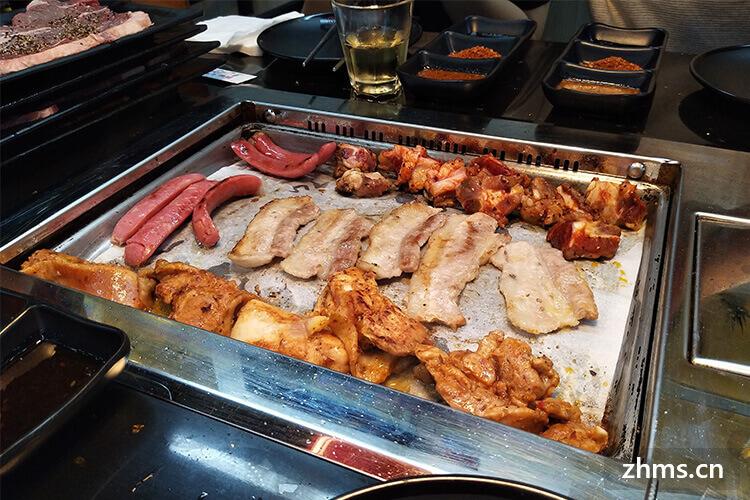 请问地锅烤肉赚钱吗?