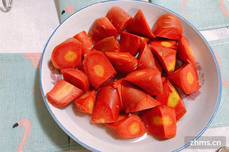 胡萝卜怎么吃,最全胡萝卜吃法