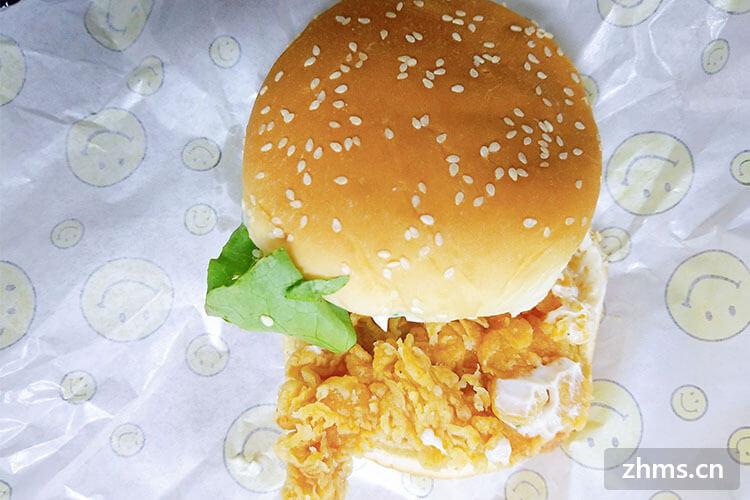 如何加盟加盟小型汉堡