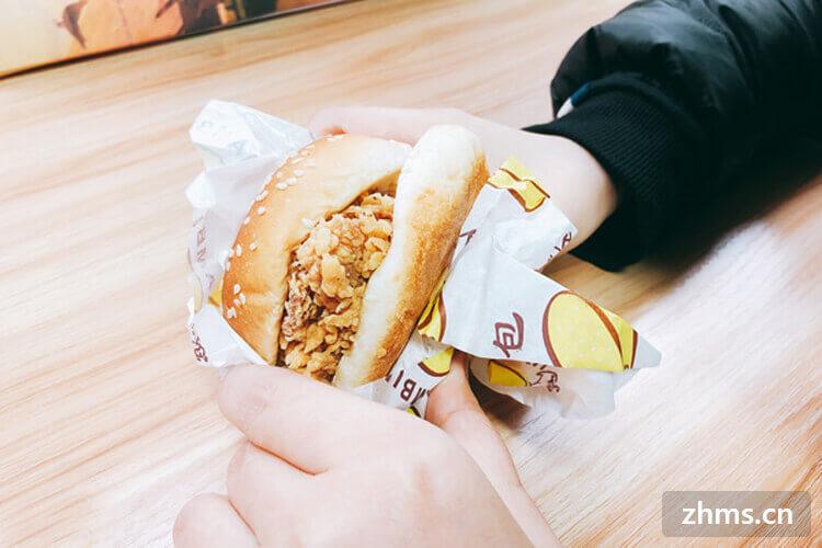 中国汉堡加盟店