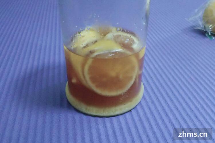 柠檬茶的功效与禁忌