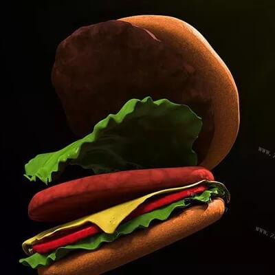 华莱士汉堡炸鸡图3