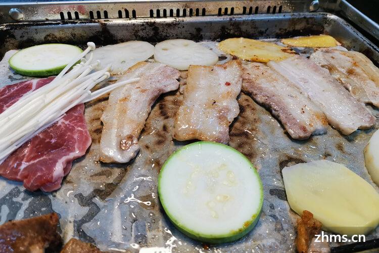 汉釜宫韩式自助烤肉加盟需要多少钱呢?门槛低,值得加盟!