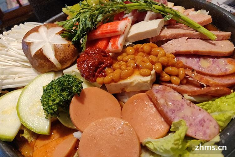 松子日本料理加盟优势