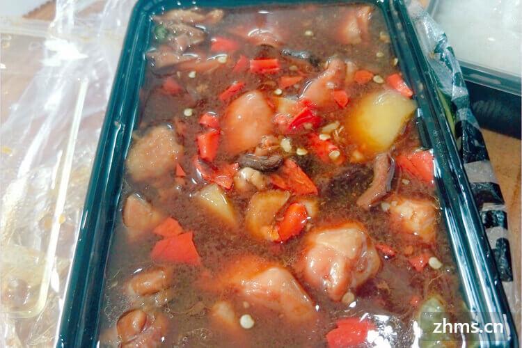 巴城黄焖鸡米饭有哪些加盟流程