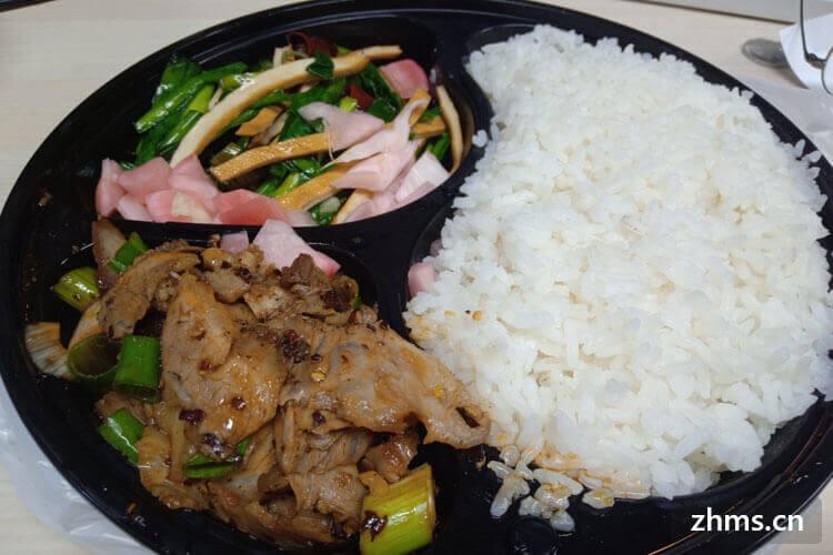 韩紫紫菜饭快餐相似图